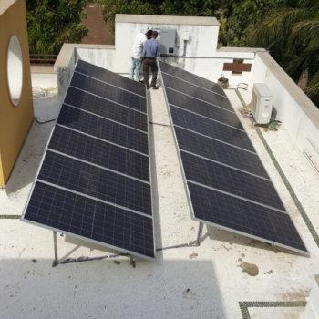 10 kW at Naroda-2